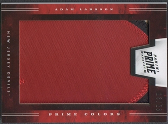 2011/12 Panini Prime #49 Adam Larsson Prime Colors Patch Vertical #13/23