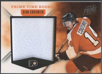 2011/12 Panini Prime #3 Sean Couturier Prime Time Rookie Jersey #32/99