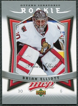 2007/08 Upper Deck MVP #370 Brian Elliott RC