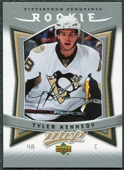 2007/08 Upper Deck MVP #376 Tyler Kennedy RC