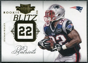 2011 Panini Plates and Patches Rookie Blitz #3 Stevan Ridley /249