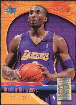 2004 Upper Deck All-Star Game #KB Kobe Bryant /2004