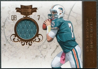 2011 Panini Plates and Patches Jerseys #16 Chad Henne /99