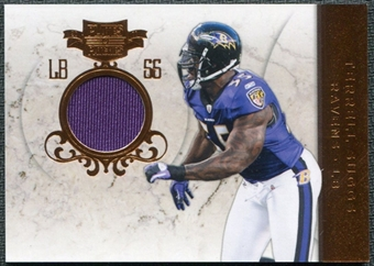2011 Panini Plates and Patches Jerseys #55 Terrell Suggs /299