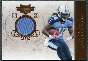 2011 Panini Plates and Patches Jerseys #76 Chris Johnson /299