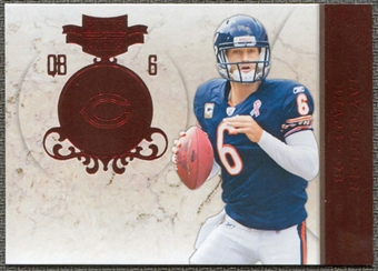 2011 Panini Plates and Patches #6 Jay Cutler /299