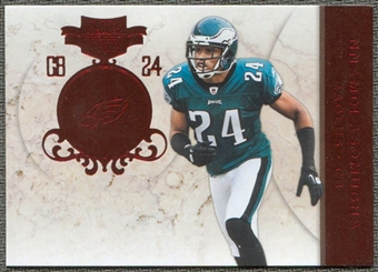 2011 Panini Plates and Patches #24 Nnamdi Asomugha /299