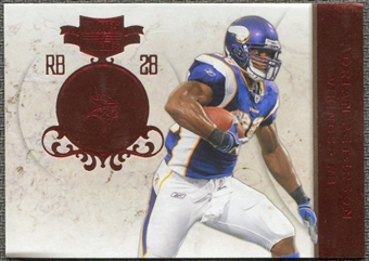2011 Panini Plates and Patches #28 Adrian Peterson /299