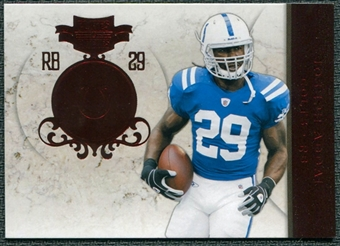 2011 Panini Plates and Patches #29 Joseph Addai /299