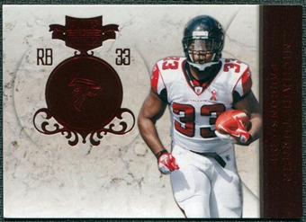 2011 Panini Plates and Patches #33 Michael Turner /299