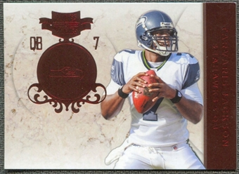 2011 Panini Plates and Patches #35 Tarvaris Jackson /299