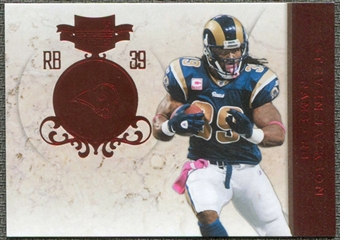 2011 Panini Plates and Patches #39 Steven Jackson /299