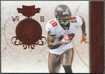 2011 Panini Plates and Patches #65 Mike Williams /299