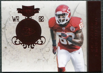 2011 Panini Plates and Patches #82 Dwayne Bowe /299