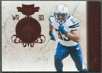 2011 Panini Plates and Patches #92 Vincent Jackson /299