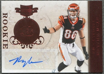 2011 Panini Plates and Patches #170 Ryan Whalen RC Autograph /405