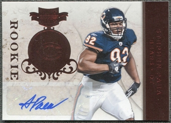2011 Panini Plates and Patches #175 Stephen Paea RC Autograph /150