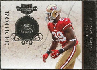 2011 Panini Plates and Patches Silver #106 Aldon Smith RC /100