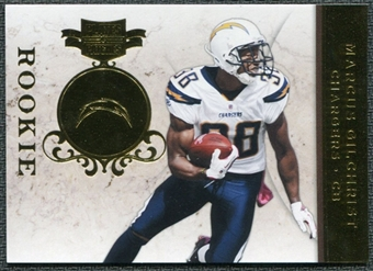 2011 Panini Plates and Patches Gold #152 Marcus Gilchrist /50