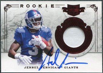 2011 Panini Plates and Patches #228 Jerrel Jernigan RC Jersey Autograph /499