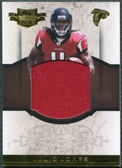 2011 Panini Plates and Patches Rookie Jumbo Materials #20 Julio Jones /50
