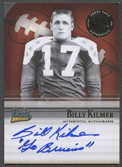 2008 Press Pass Legends Bowl Edition #BK Billy Kilmer Auto #059/199