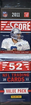 2011 Score Football Value Pack Lot (24 Packs)