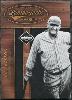 2011  Limited Lumberjacks #2 Joe Jackson /249