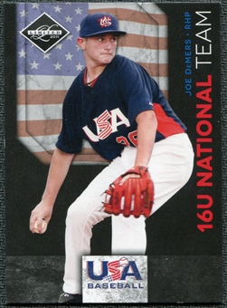 2011 Panini Limited USA Baseball National Team #49 Joe DeMers /199