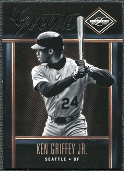 2011 Panini Limited Greats #1 Ken Griffey Jr. /299