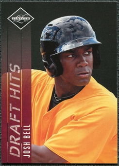 2011 Panini Limited Draft Hits #1 Josh Bell /249