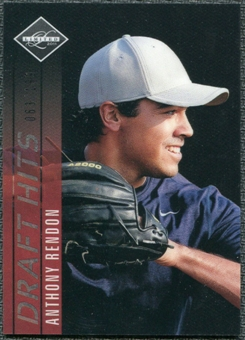 2011 Panini Limited Draft Hits OptiChrome #2 Anthony Rendon /199