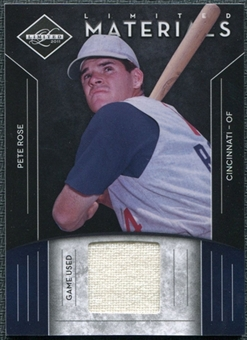 2011 Panini Limited Materials #14 Pete Rose 234/499 Jersey