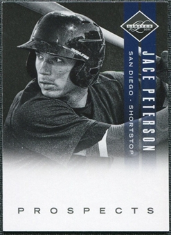 2011 Panini Limited Prospects #24 Jace Peterson /249