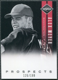 2011 Panini Limited Prospects OptiChrome #8 Alex Meyer /199