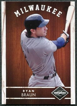 2011 Panini Limited #24 Ryan Braun /249