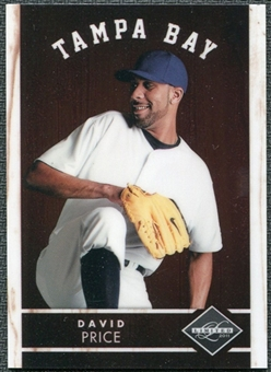 2011  Limited OptiChrome #3 David Price /199