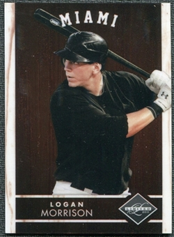 2011  Limited OptiChrome #28 Logan Morrison /199