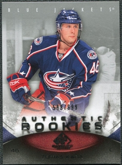 2010/11 Upper Deck SP Game Used #173 Tomas Kana /699