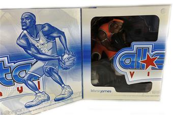 Upper Deck All Star Vinyl LeBron James Collectable Vinyl Figure (Variant) /500