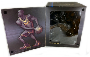 Upper Deck All Star Vinyl LeBron James Collectable Vinyl Figure /250