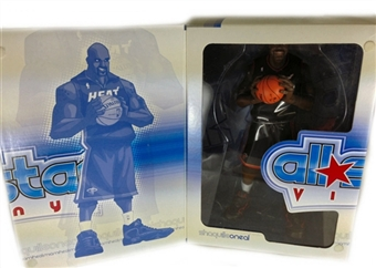 Upper Deck All Star Vinyl Shaquille Oneal Collectible Vinyl Figure /1000