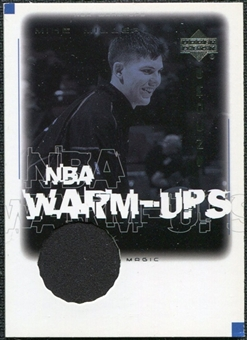 2000/01 Upper Deck Encore NBA Warm-Ups #MMW Mike Miller