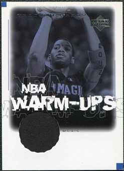2000/01 Upper Deck Encore NBA Warm-Ups #TMW Tracy McGrady