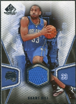 2007/08 Upper Deck SP Game Used #120 Grant Hill Jersey