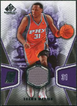 2007/08 Upper Deck SP Game Used #138 Shawn Marion Jersey