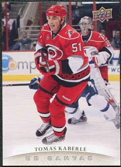 2011/12 Upper Deck Canvas #C135 Tomas Kaberle