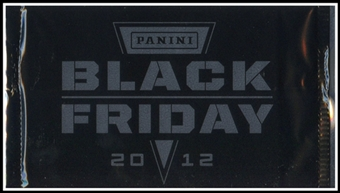 2012 Panini Black Friday Promotion Pack (Lot of 10)