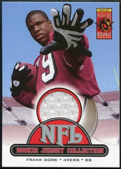 2005 Upper Deck Rookie Materials Rookie Jerseys #R17 Frank Gore