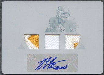 2012 Momentum #102 Robert Griffin III Printing Plate Rookie Patch Auto #1/1